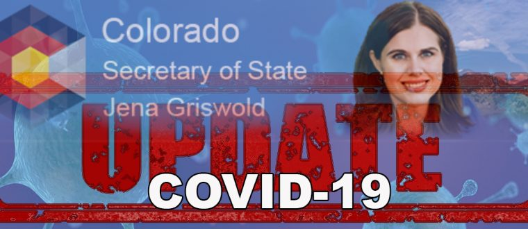 Colorado Secretary of State: COVID-19 Business Resource Update