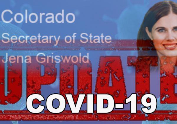 Colorado Secretary of State: COVID-19 Business Resource Update